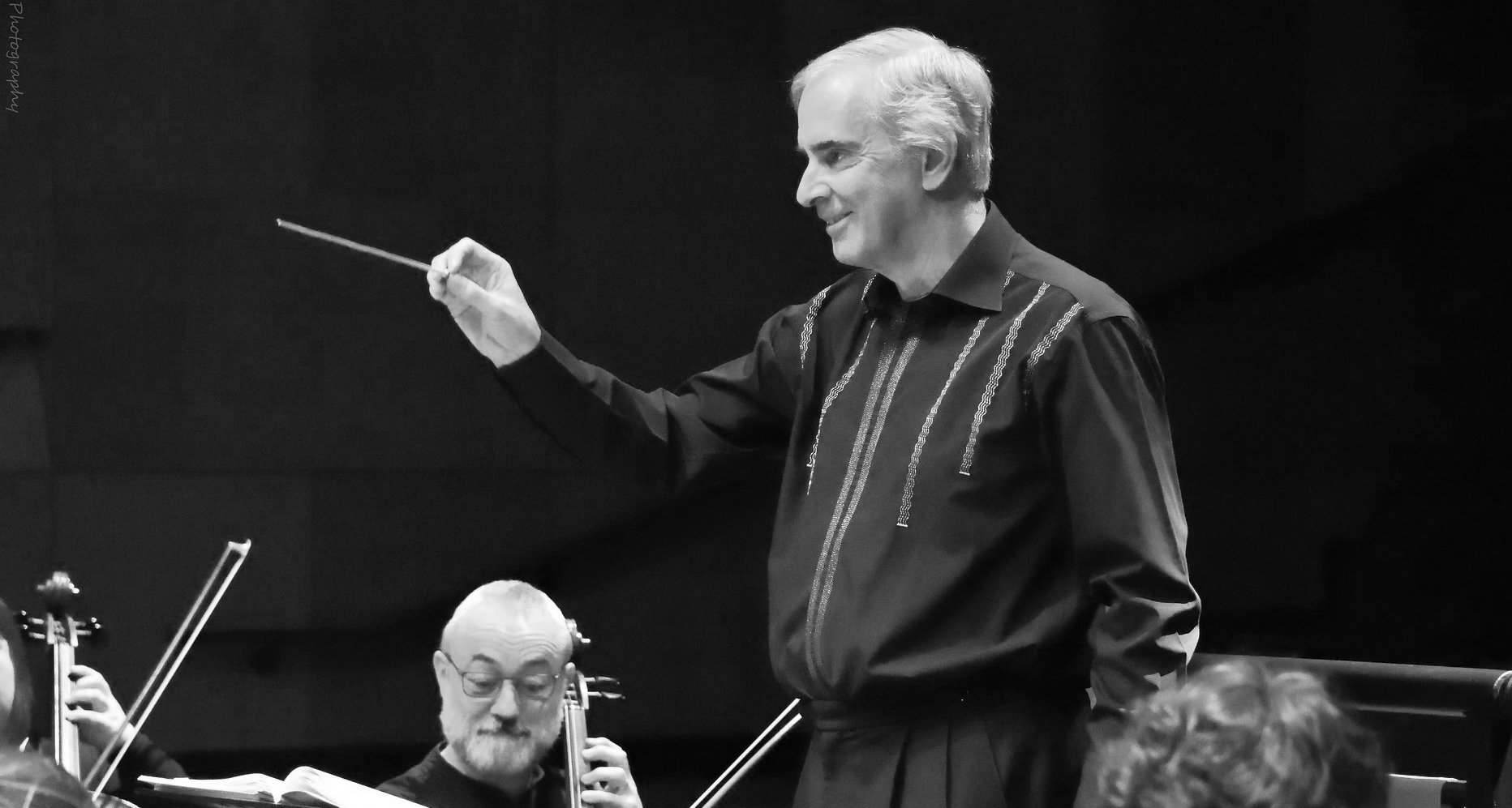 Geoff Bushell, Conductor and Musical Director, Didcot Concert Orchestra