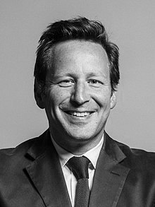 Ed Vaizey, MP